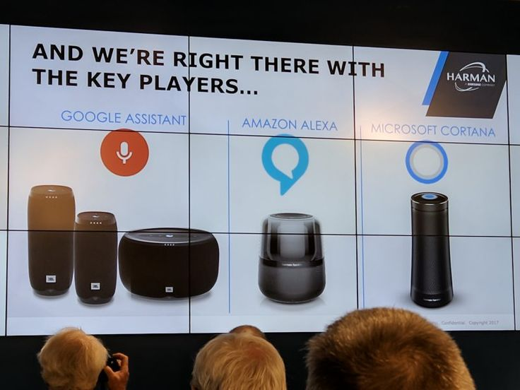 #IFA17: Inteligencia artificial de tu elección con Harman Kardon