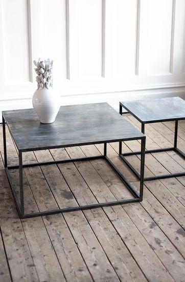 bord 4 - Oxid Sofa Table | Artilleriet | Inredning Göteborg