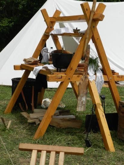 Best Tent Camping Design Ideas60
