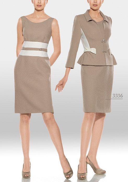 Vestido de madrina de Teresa Ripoll modelo 3336 by Teresa Ripoll   Boutique Clara. Tu tienda de vestidos de fiesta.