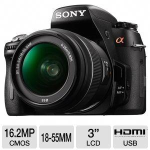 Sony HDR camera