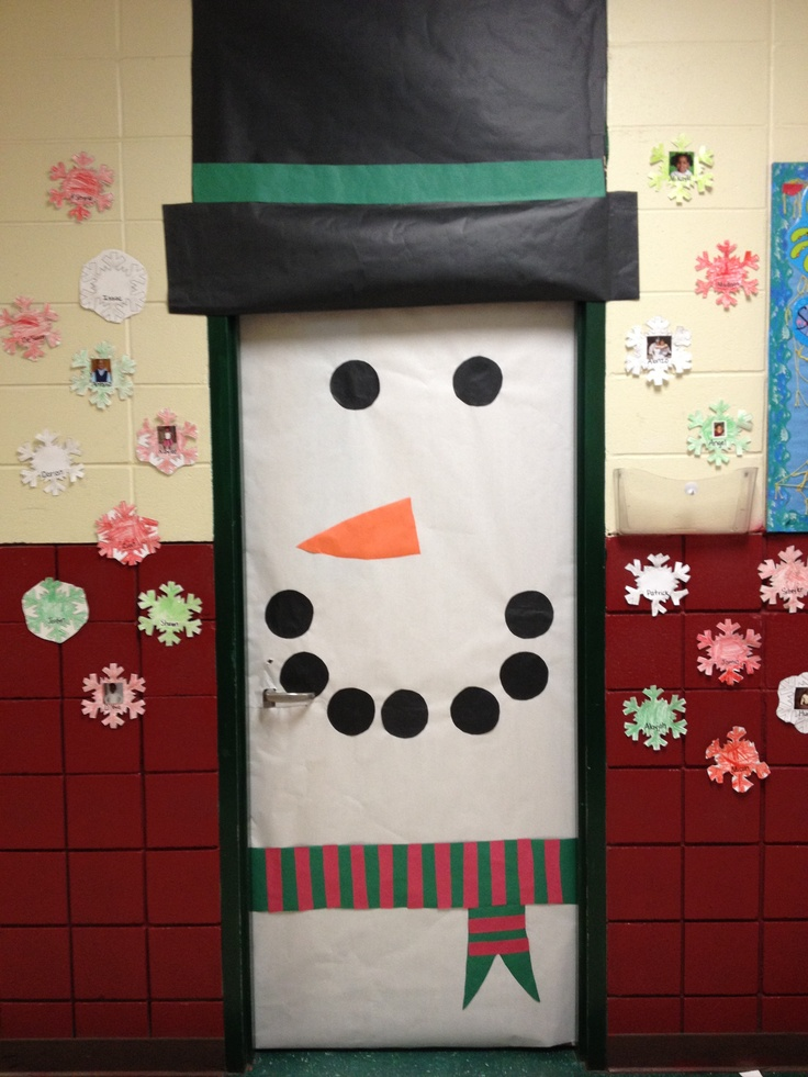 Classroom Door Decor Christmas ~ Best images about classroom themes year round