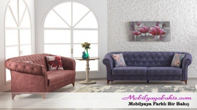 Konfor mobilya koltuk takımı modelleri