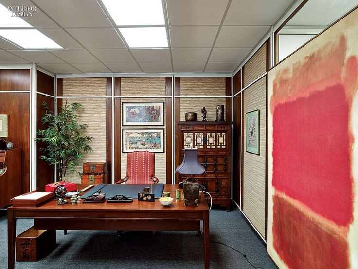 Design: A Tour Of The Sterling Cooper U0026 Partners Office | Ultra Swank
