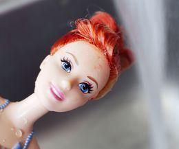 How to Dye Barbie Hair | eHow For custom Amarah Barbie.