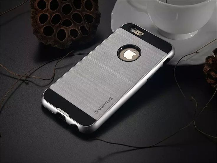 Fashion Brushed Armor Rubber Soft TPU + Hard PC Case For Apple iPhone 4 4S 5 5S SE 6 6S 7 Plus Case ShockProof Back Cover #clothing,#shoes,#jewelry,#women,#men,#hats,#watches,#belts,#fashion,#style