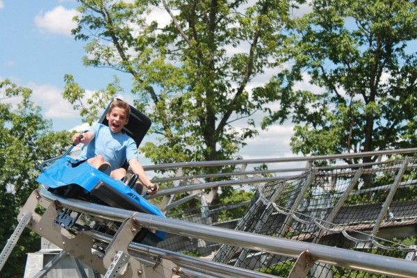 Find out about the Ski Mountain Coaster in Ober Gatlinburg. Ober Gatlinburg's Ski Mountain Coaster is a year around attraction available for all ages.