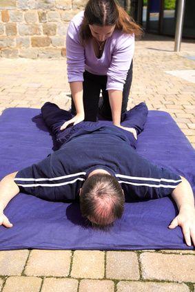 Full body massage how to.
