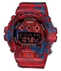 CASIO G-SHOCK Mod.  GMD-S6900F-4ER Shock & Magnetic resistant Auto led World time - 4 daily alarms Snooze alarm Hourly Time Signal Countdown Timer Full auto-calendar WR 200mt