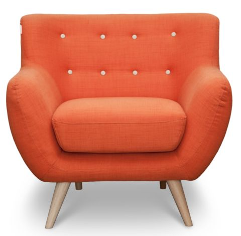 6ixty Armchair - 6 Colours - Complete Pad ®