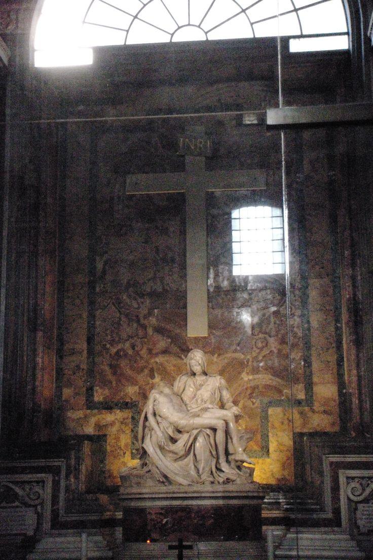 La Pieta - Vatican  , Rome, Italy