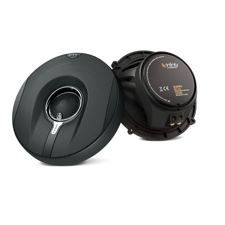 Car Speakers and Speaker Systems: Infinity Kappa 62.11I 6-1 2 225W 2-Way Coaxial Car Audio Loudspeakers (6211I) -> BUY IT NOW ONLY: $106.99 on eBay!