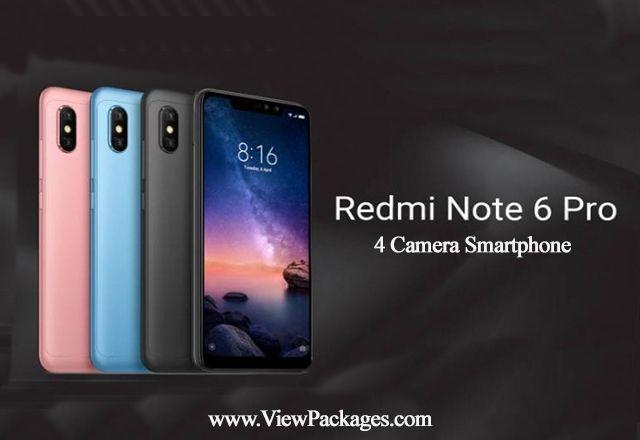 Latest Xiaomi Redmi Note 6 Pro Price In Pakistan Specs Pricely Pk Xiaomi Smartphone Deals Mobile Price