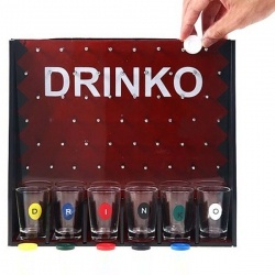 Interesting Drinko Shot Drinking Game Fun Party Gadget and Home Amusement