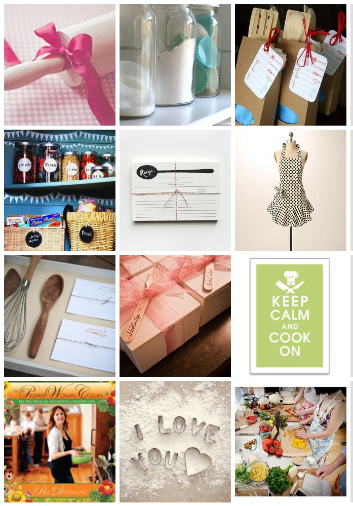 the busy budgeting mama kitchen bridal shower inspiration board ideas