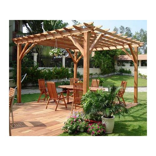 Coliseum Pergola for Sale | Wayfair