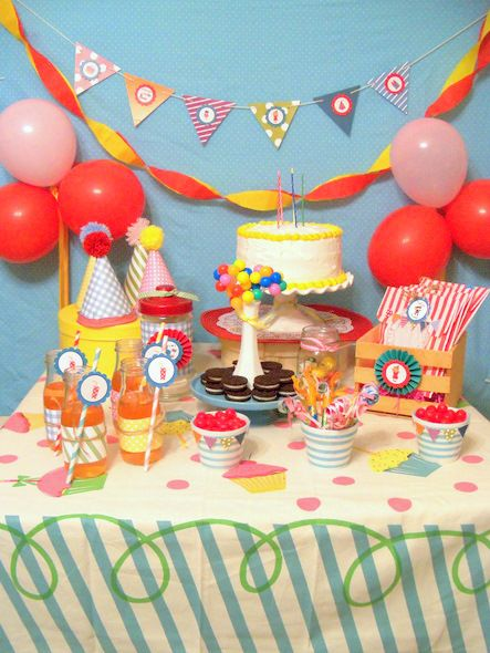Birthday Party Wall Decoration At Home : Best ideas about retro birthday parties on