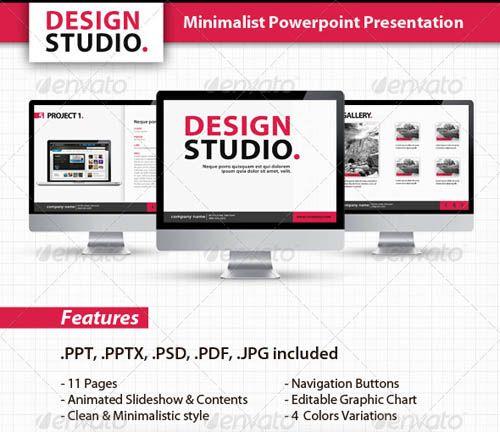 Minimalist Powerpoint Template_21