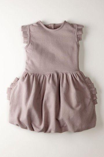 Pleated Ruffle Pocket Dress on HauteLook