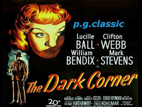 The Dark Corner 1946   With Greek Subtitles