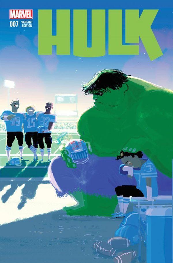 Le copertine dei fumetti Marvel contro il bullismo - Il Post