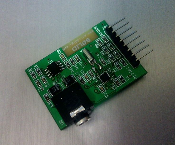 How to use the si fm radio board with rds arduino
