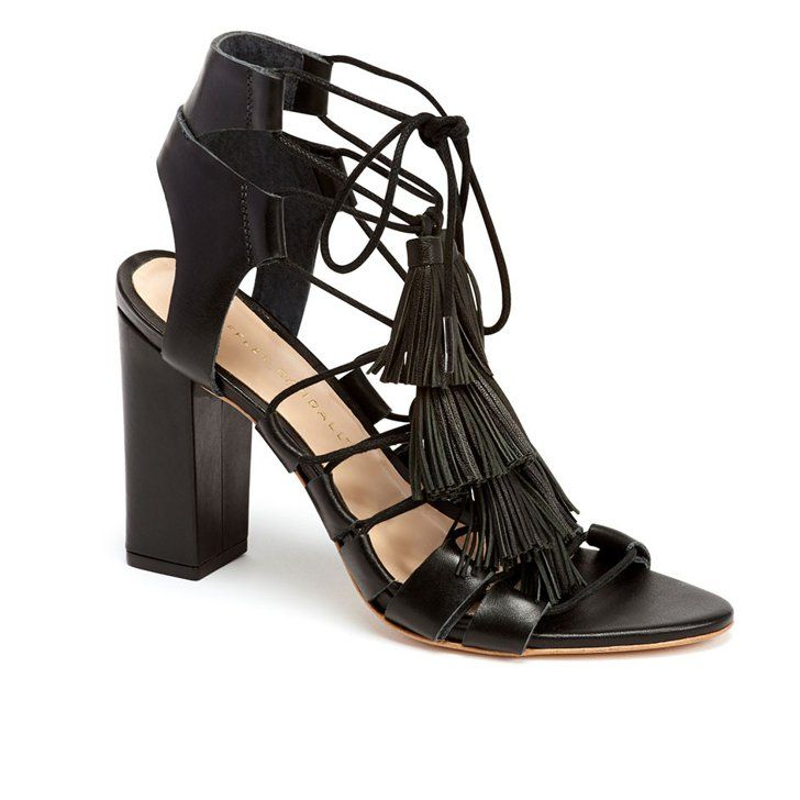 Pin for Later: Meet Summer's Easiest, Chicest Sandal  Loeffler Randall Luz Lace-Up Sandal ($395)