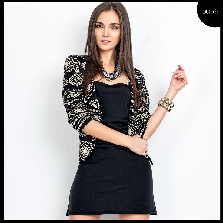 Un look más elegante. Moda femenina DUPREE #Outfit #Fashion