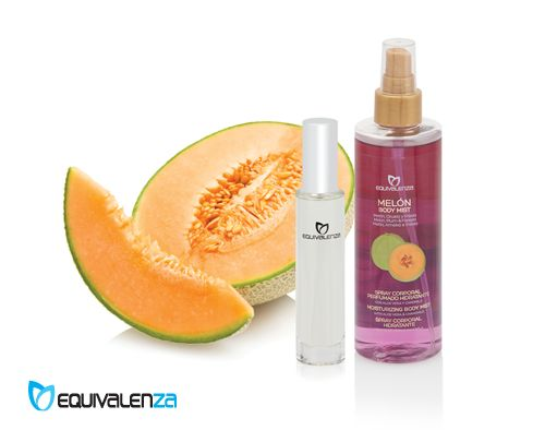 #Equivalenza #melon #bodymist  #summer http://www.equivalenza.com/gr/productos/body-mist/