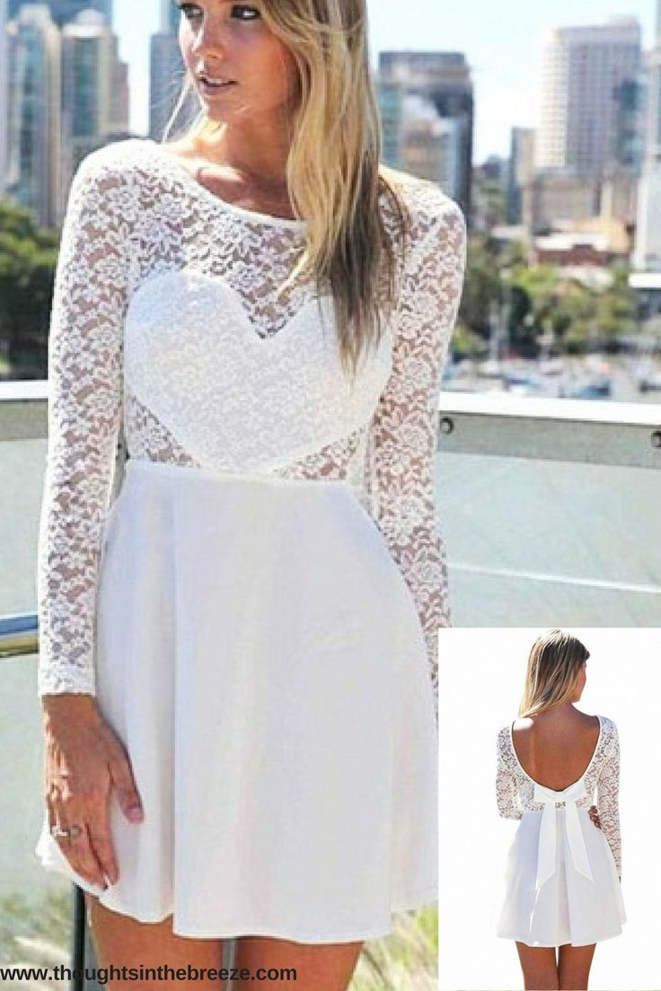 $28.99 Sexy Wedding Party Long Sleeve Lace Skater Dress. #purseuepretty, #thatsdarling, #dresses #fashionposts #brand #stylish #looks #fashionstatement #fashionweek #fashionnow #fashionforeveryone, #dressadict #gown #fashiondress #dreamdress #couture #fashionista #dressesonline, #affiliate