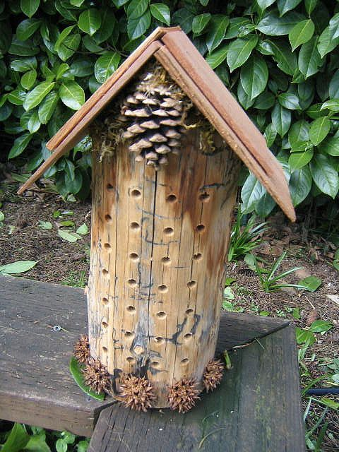 40 Best DIY Bee House Images On Pinterest
