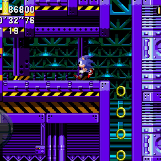 Sonic CD - I'm not sold on the controls, but it does have some great levels and a amazing soundtrack!