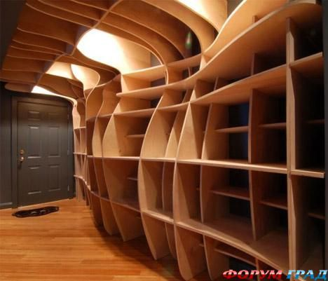 Libraries, Storage Solutions