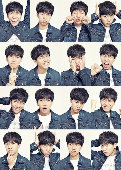 Lee Seung Gi looking good