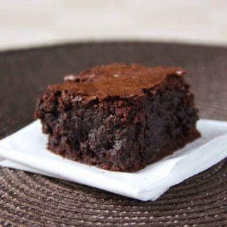 Recept: Mmmm Brownies! - Blij Zonder Suiker