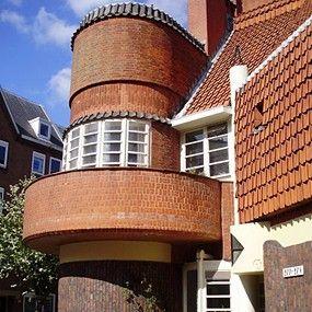 Amsterdamse School architectuur