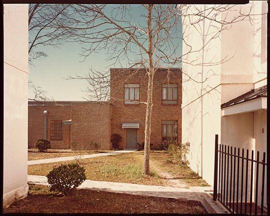 Stephen Shore - Georgetown, 1976