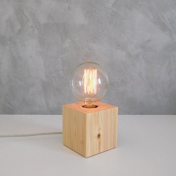 Hey, I found this really awesome Etsy listing at https://www.etsy.com/listing/597009168/wood-edison-table-lamp-living-room-warm