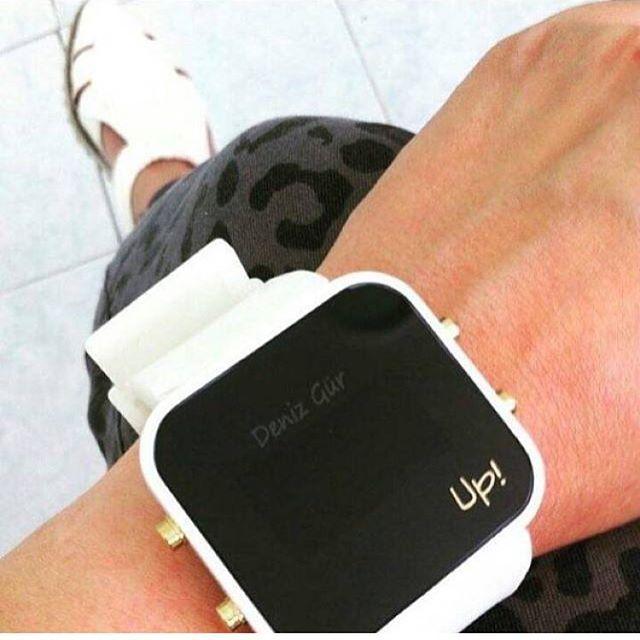 www.upwatch.com #saat #ledsaat #hediyesaat #dokunmatiksaat #dijitalsaat