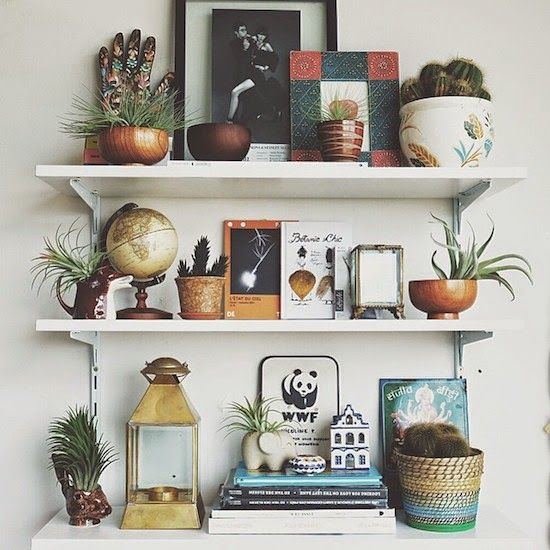 Shelves For Home Decor Ideas: Best 25+ Shelf Arrangement Ideas On Pinterest