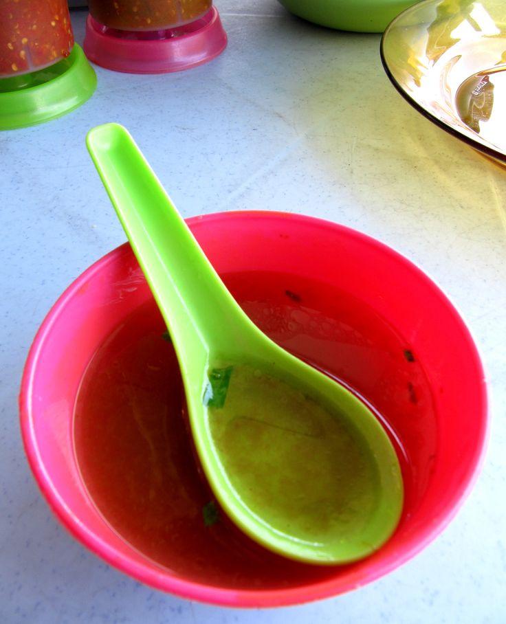 Sopa en Borneo