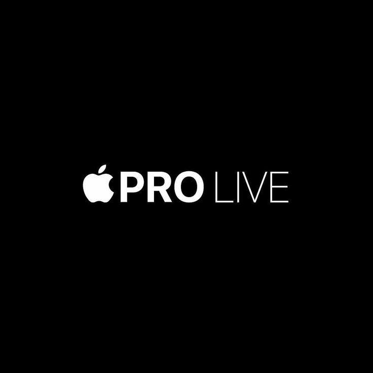 Introducing @appleprolive! Live coverage of every Apple event to come. This replaces @appleproevent.  #iOS9 #watchOS2 #OSXElCapitan #tvOS # # # # #iPhone6s #iPhone6sPlus #iPadAir2 #iPadMini4 #AppleTV4 #AppleWatch #AppleWatchEdition #AppleWatchSport #AppleWatchHermes #iMac #MacBook #MacBookPro #MacBookAir by appleprofessional