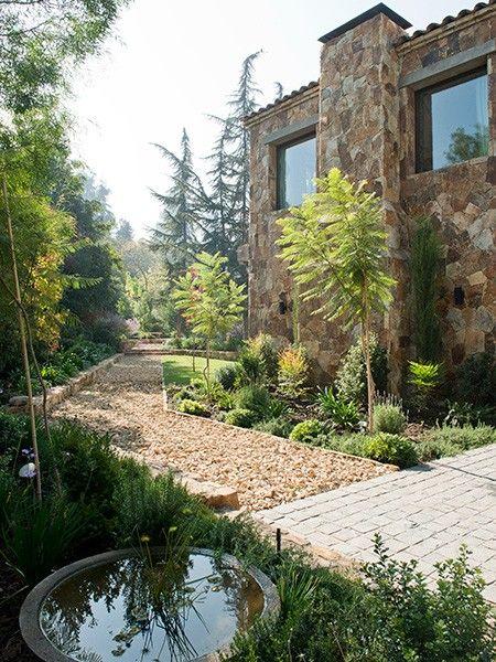 Jardin en Chile Taibi Addi