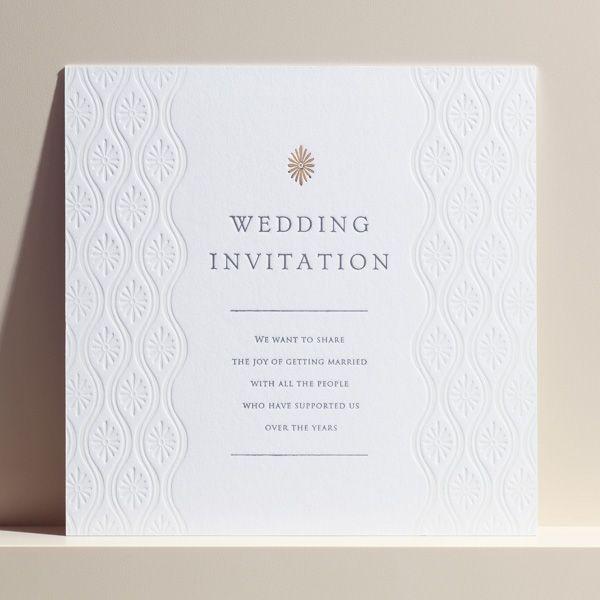 結婚式 招待状 TATEWAKU|LOUNGE WEDDINGの結婚式 招待状