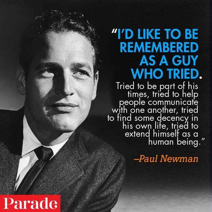 paul newman quotes - Google Search                                                                                                                                                      More