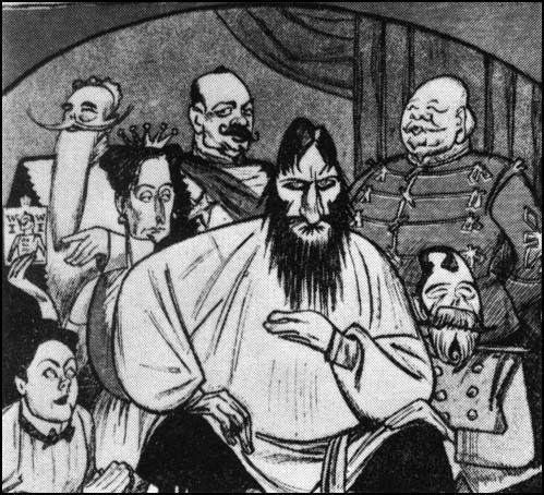 gregory rasputin biography essay