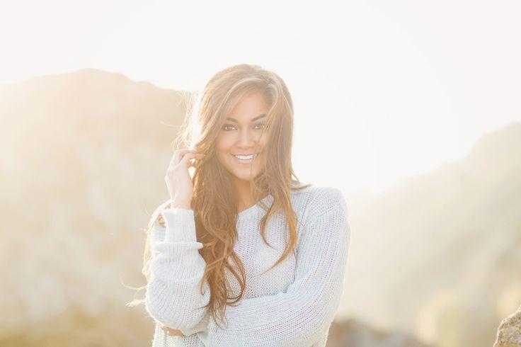 Clara Bella Photography | Malibu, CA at El Matador Beach | Beachy Senior Portrait Session | Beyond the Wanderlust Fan Feature