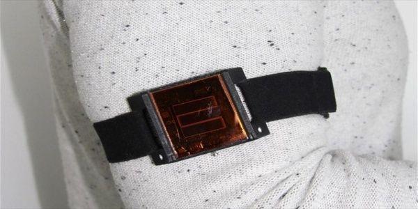 Ηλιακοί συλλέκτες κάτω από το δέρμα για τροφοδοσία εμφυτευμάτων