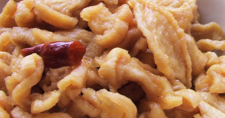 歯ごたえ抜群!バリボリ食べたくなる つぼ漬け風のお漬物です。 大量消費間違いなし! 2012.1.21追記しました。