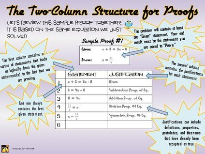 Teaching Formal Proofs in Geometry